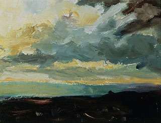 BEFORE THE STORM - 10x7